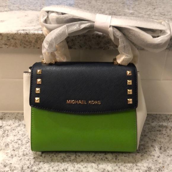 bb4c9490b32d60 MICHAEL Michael Kors Bags | Bnwt Michael Kors Karla Mini Convertible ...